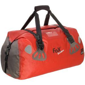 Wodoszczelny Worek Transportowy Fox Outdoor DRY PAK 40 Czerwony