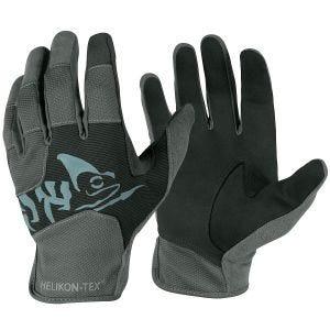 Rękawice Taktyczne Helikon All Round Fit Light Gloves Czarne/Shadow Grey