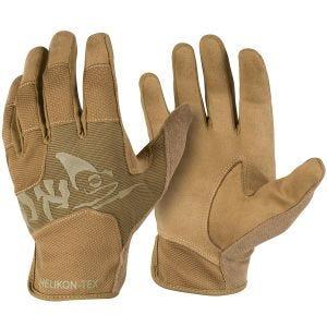Rękawice Taktyczne Helikon All Round Fit Light Gloves Coyote/Adaptive Green