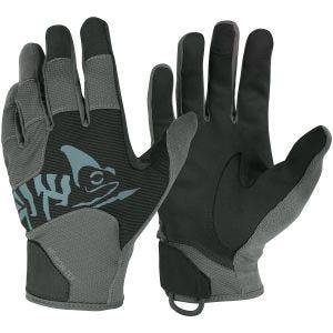 Rękawice Taktyczne Helikon All Round Light Gloves Czarne/Shadow Grey