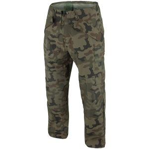 Spodnie Helikon ECWCS Gen II PL Woodland