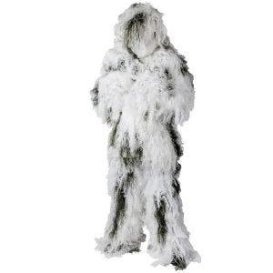Strój Maskujący Helikon Ghillie Snow Camo