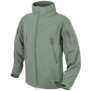 Kurtka Helikon Gunfighter Soft Shell Foliage