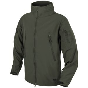 Kurtka Helikon Gunfighter Soft Shell Jungle Green
