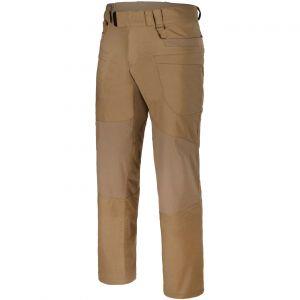 Spodnie Helikon Hybrid Tactical Pants Polycotton Ripstop Mud Brown