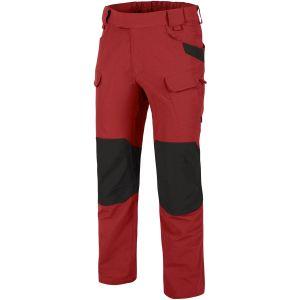 Spodnie Helikon Outdoor Tactical Pants Crimson Sky/Czarne