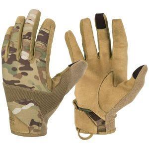 Rękawice Taktyczne Helikon Range Gloves MuliCam/Coyote