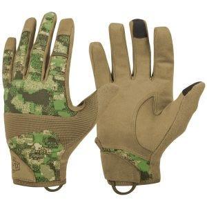 Rękawice Taktyczne Helikon Range Tactical Hard PenCott WildWood/Coyote