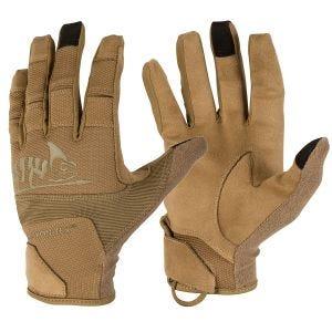 Rękawice Taktyczne Helikon Range Hard Gloves Coyote/Adaptive Green