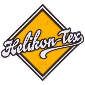 Naszywka Helikon Road Sign Żółta