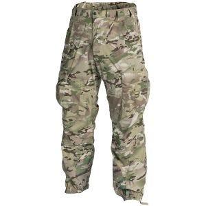 Spodnie Helikon Soft Shell Level 5 Ver. II Camogrom