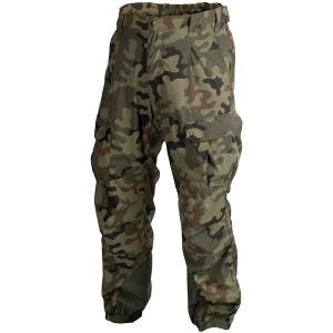 Spodnie Helikon Soft Shell Level 5 Ver. II PL Woodland