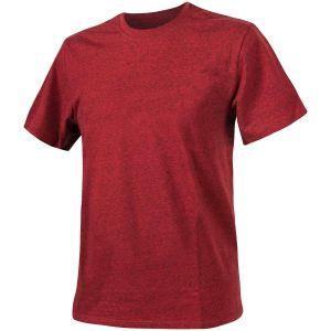 Koszulka Helikon Melange Czerwona
