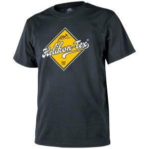 Koszulka T-shirt Helikon Road Sign Czarna