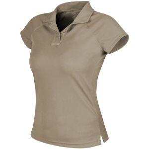 Koszulka Polo Damska Helikon UTL Khaki