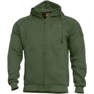 Bluza z Kapturem Pentagon Leonidas 2.0 Camo Green
