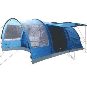 Namiot 4-osobowy Highlander Oak 4 Niebieski