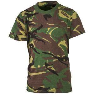 Koszulka T-shirt Highlander DPM