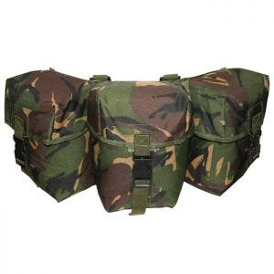Potrójna Kieszeń Uniwersalna Highlander PLCE DPM
