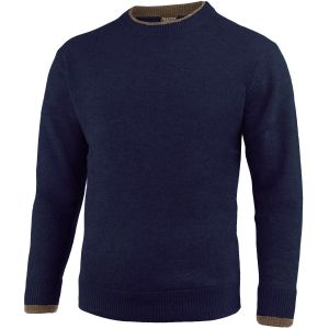 Sweter Jack Pyke Ashcombe Crew Neck Navy