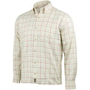 Koszula w Kratkę Jack Pyke Countryman Burgundy