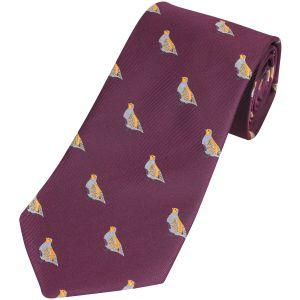 Krawat Jack Pyke Partridge Wine