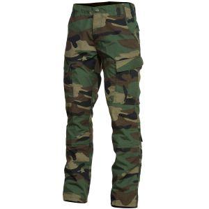 Spodnie Pentagon ACU Combat Woodland