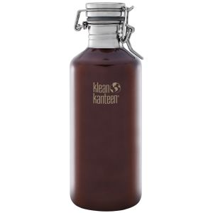 Butelka Klean Kanteen Growler 1182ml  Swing Lok Dark Amber