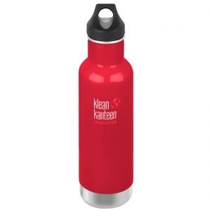 Termos Klean Kanteen 592ml Loop Cap Mineral Red