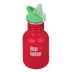 Butelka dla Dzieci Kid Kanteen 355ml Sippy Cap Mineral Red