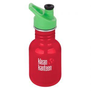 Butelka dla Dzieci Kid Kanteen 355ml Sport Cap 3.0 Mineral Red