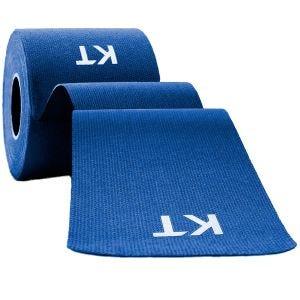 Taśma Sportowa KT Tape Consumer Cotton Original Uncut Niebieska