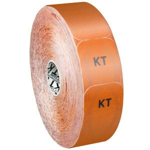 Taśma Sportowa KT Tape Jumbo Synthetic Pro Precut Blaze Orange