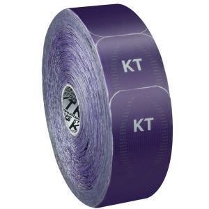 Taśma Sportowa KT Tape Jumbo Synthetic Pro Precut Epic Purple
