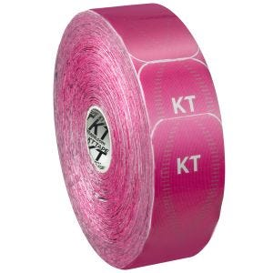 Taśma Sportowa KT Tape Jumbo Synthetic Pro Precut Hero Pink