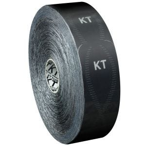 Taśma Sportowa KT Tape Jumbo Synthetic Pro Precut Jet Black