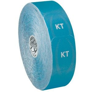Taśma Sportowa KT Tape Jumbo Synthetic Pro Precut Laser Blue