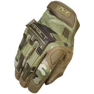 Rękawice Taktyczne Mechanix Wear M-Pact Impact MultiCam