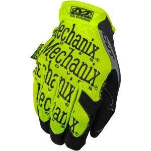 Rękawice Taktyczne Mechanix Wear CR5 Original Hi-Viz Żółto-Szare
