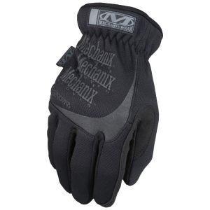 Rękawice Mechanix Wear FastFit Czarno-Czarne