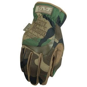 Rękawice Mechanix Wear FastFit Woodland