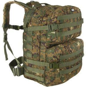 Plecak MFH Assault II Digital Woodland
