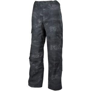 Spodnie MFH ACU Combat Ripstop HDT Camo LE