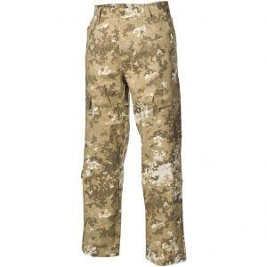 Spodnie MFH ACU Combat Ripstop Vegetato Desert