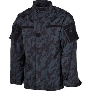 Bluza MFH ACU Ripstop Field Night Camo