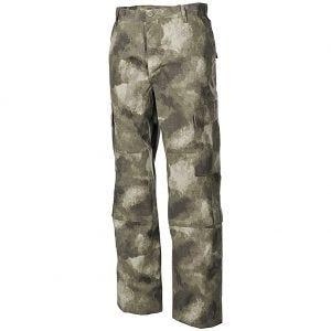 Spodnie MFH ACU Combat Ripstop HDT Camo AU