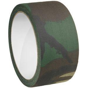 Taśma Maskująca MFH Fabric Tape 5cm x 10m Woodland