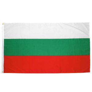 Flaga Bułgarii MFH 90x150cm