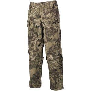 Spodnie MFH Mission Combat Ripstop Snake FG