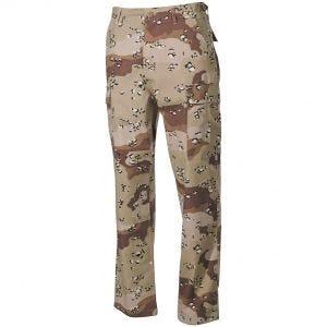 Spodnie MFH BDU Combat Ripstop 6-Desert